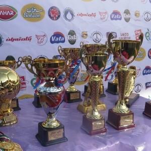 گزارش تصویری مراسم پایانی مسابقات فوتبال صنعت غذا