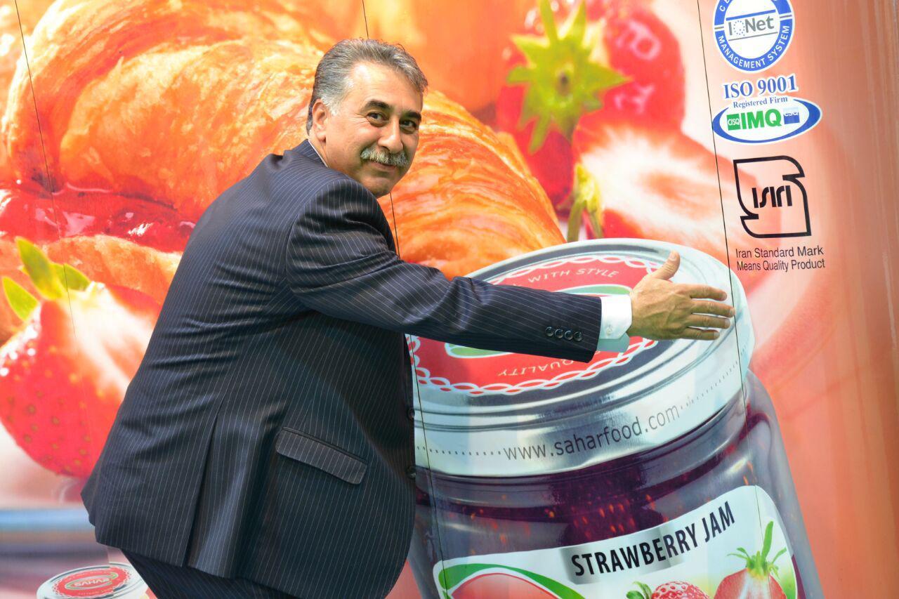 بابک مرتضوی ، مدیر روابط عمومی پر تلاش شرکت سحر