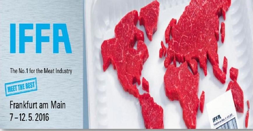 بیست و دومین نمایشگاه درجه ۱ صنایع گوشتی جهان (IFFA)در آلمان گشایش یافت