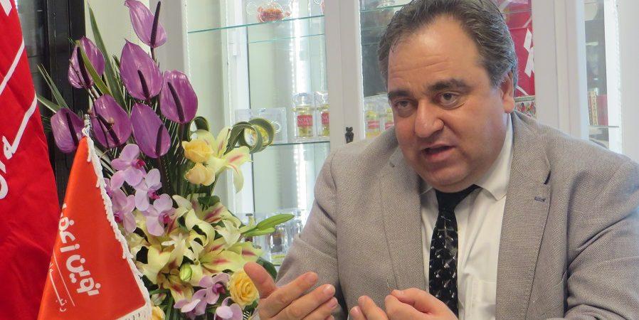 با افتتاح دفتر تهران  نوین زعفران/ بازار داخلی نیز از کیفیت و بسته بندی زعفران اصیل ایرانی بی نصیب نمی ماند