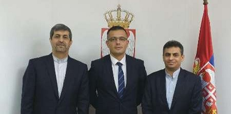 توسعه همکاری صربستان و ایران در زمینه کشاورزی