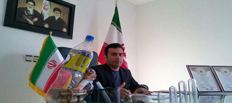 گفتگو با محمد مشهدی تفرشی مدیر عامل شرکت لبنیات مرجان تفرش