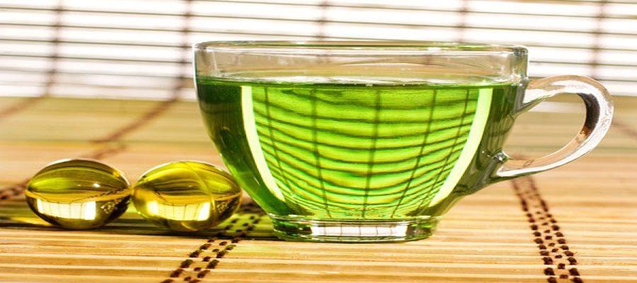 فیلترهای طبیعی برای پاکسازی ریه/ با چای سبز آلودگی هوا را از خود برانید