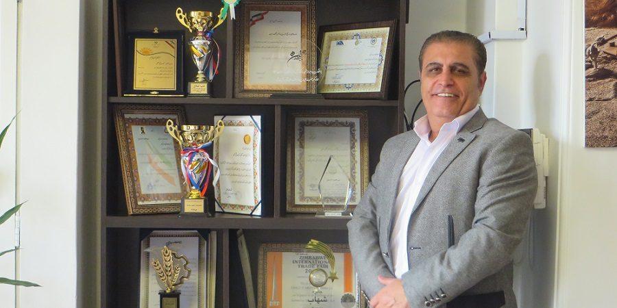 """""""احمد فتح الهی"""" ، کارآفرین برجسته ایرانی"""