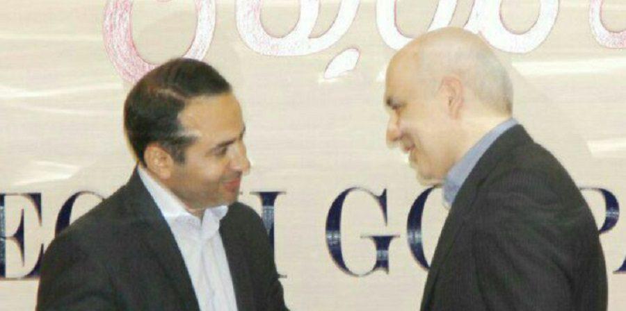 محمدمهدی گرجی به عنوان مدیر عامل جدید شرکت پگاه گلپایگان معارفه شد