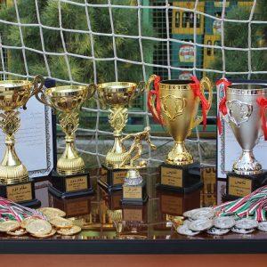 گزارش تصویری پنجمین دوره مسابقات فوتبال صنعت غذا / مراسم اختتامیه و اهداء جوایز
