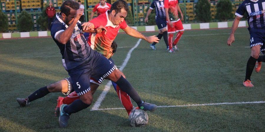گزارش تصویری پنجمین دوره مسابقات فوتبال صنعت غذا / فینال میان تیم های مهرام و آمارانت