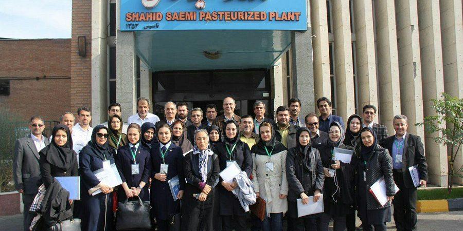 با حضور مدیران ارشد شرکتها و سازمانهای مطرح کشور کارگاه آموزشی سازمان ملی بهره وری ایران در پگاه تهران برگزار شد+گالری تصاویر