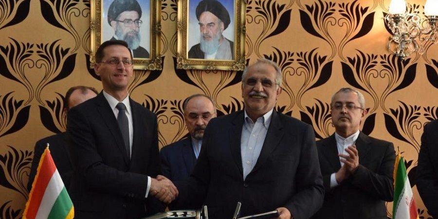 ایران و مجارستان ۲ سند در زمینه سرمایه گذاری و کشاورزی امضا کردند