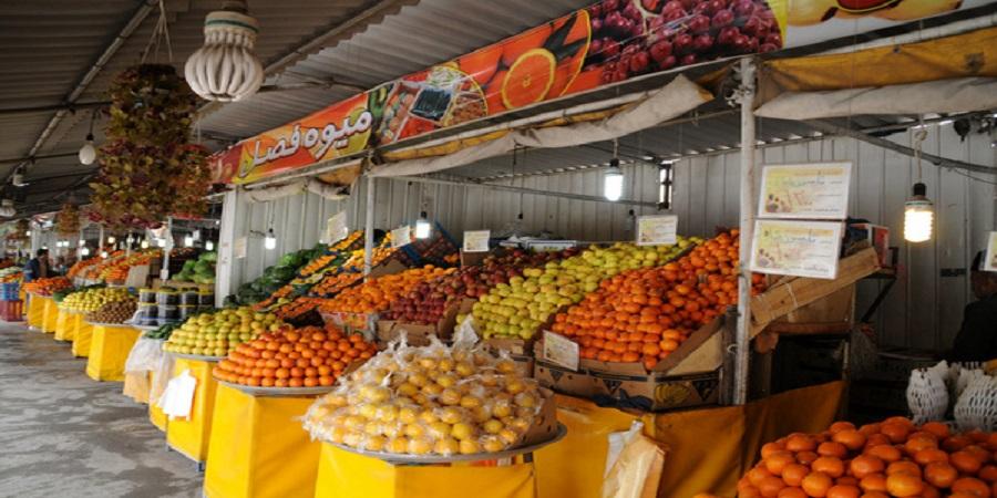 ثبات قیمت در بازار میوه و تره بار/ گوجه فرنگی همچنان ۲۹۰۰ تومان عرضه میشود