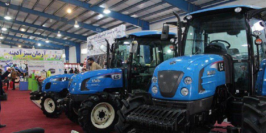 برگزاری نمایشگاه بین المللی ماشین آلات کشاورزی در اوایل اسفند