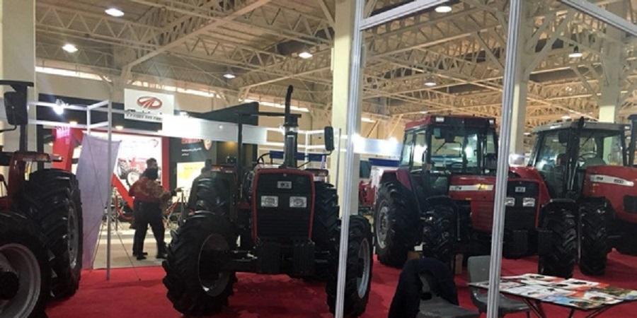 افتتاح دومین نمایشگاه بین المللی ماشین آلات کشاورزی و سیستمهای نوین آبیاری