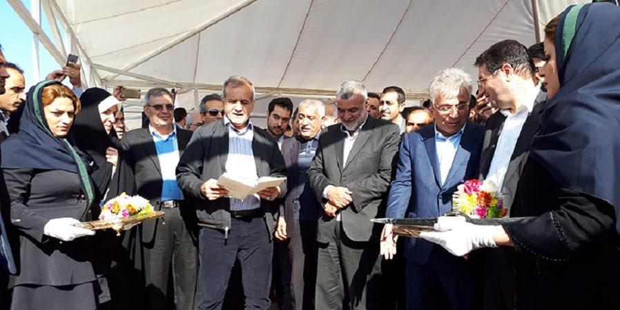 کلنگ زنی ،افتتاح و آغاز طرح های عظیم گروه صنایع غذایی شیرین عسل+ گزارش تصویری
