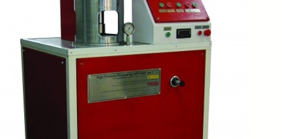 بهره برداری از دستگاه پاستوریزاتور سرد در مقیاس آزمایشگاهی