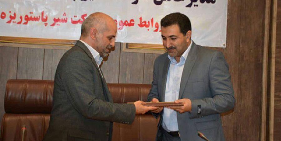 مهندس حشمت الله بهرامی مدیر عامل جدید پگاه لرستان شد