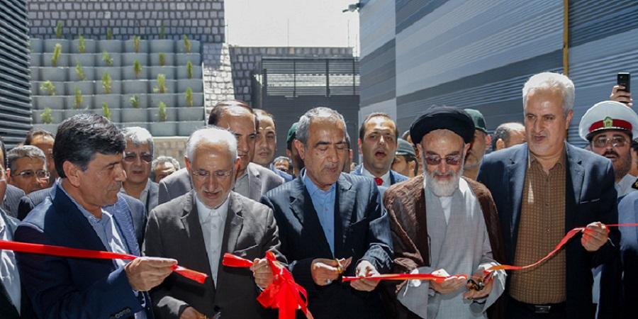 بزرگترین کارخانه تولید آب میوه ۱۰۰ درصد طبیعی خاورمیانه افتتاح شد