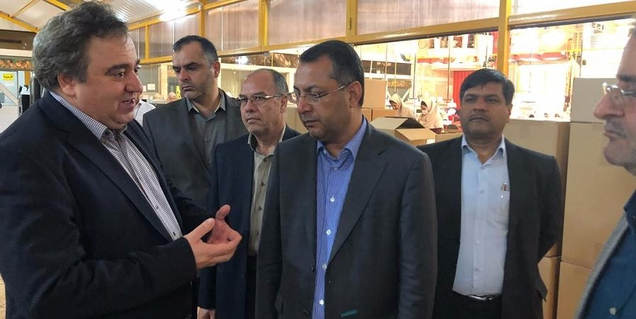 رئیس کمیسیون کشاورزی مجلس در بازدید از نوین زعفران عنوان کرد: لزوم توسعه بازار محصولات کشاورزی و حمایت از بخش خصوصی در این زمینه