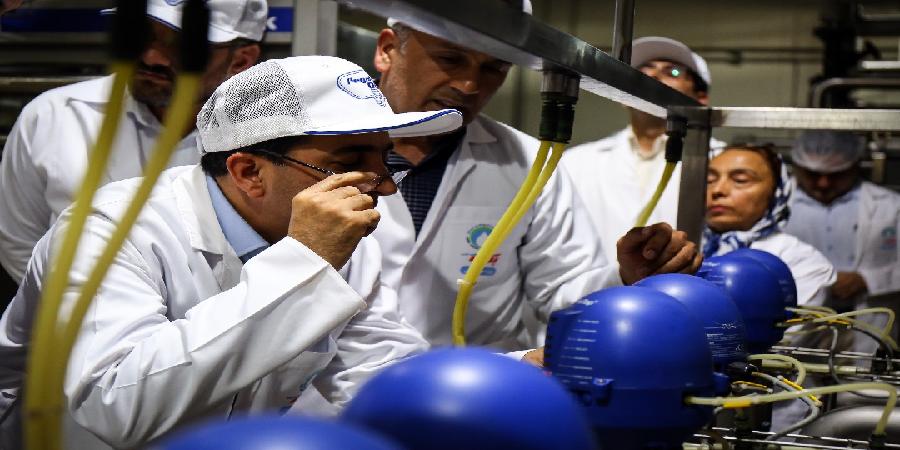 مدیرعامل صنایع شیر ایران عنوان کرد:از تحریم ها به عنوان فرصت استفاده کردیم
