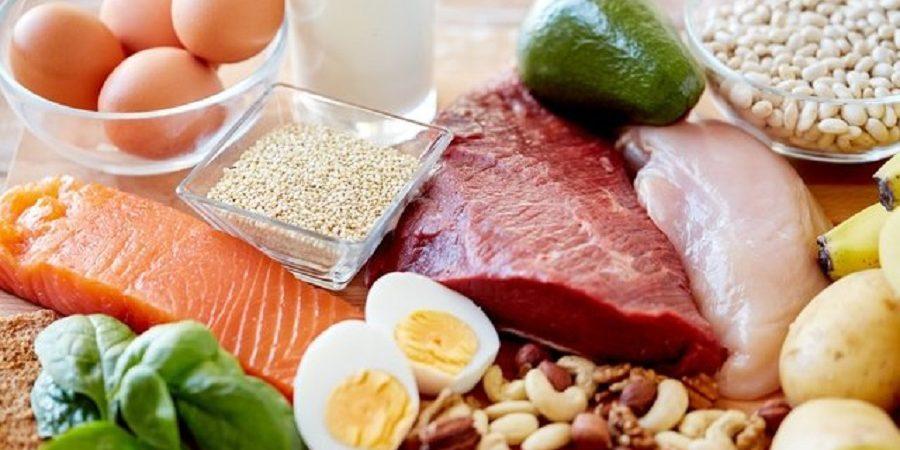 ۵ نشانه کمبود پروتئین در بدن