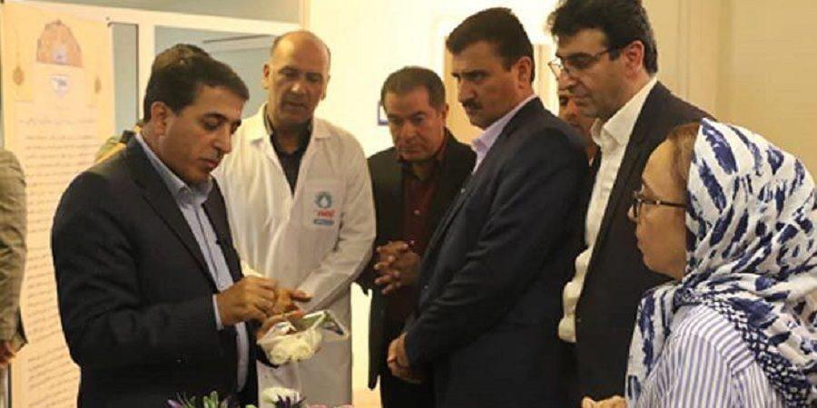 مدیرعامل شرکت صنایع شیر ایران در بازدید از شرکت پگاه آذربایجان غربی تاکید کرد: توسعه  و تولید محصولات جدید و  حضور ویترینی محصولات پگاه در بازار سطح کشور