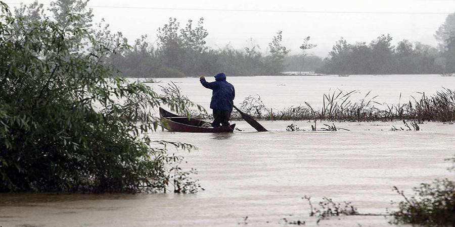 توفان۲۲۰۰ میلیارد ریال به کشاورزی مازندران خسارت زد