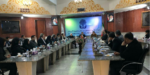 مدیر عالی گروه بین المللی نوین زعفران در جلسه با سرپرست سازمان توسعه تجارت: باید برای ارزآوری بیشتر برنامه ریزی کنیم