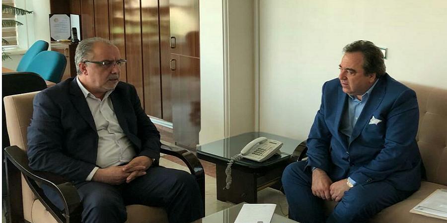 موافقت اولیه مدیر عامل شرکت شهرک های صنعتی خراسان رضوی با انجام مطالعه ایجاد ناحیه صنعتی در بخش کوهسرخ کاشمر