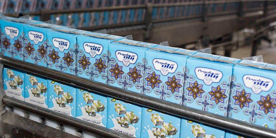 تولید  شیر گز محصولی جدید و منحصر توسط پگاه اصفهان