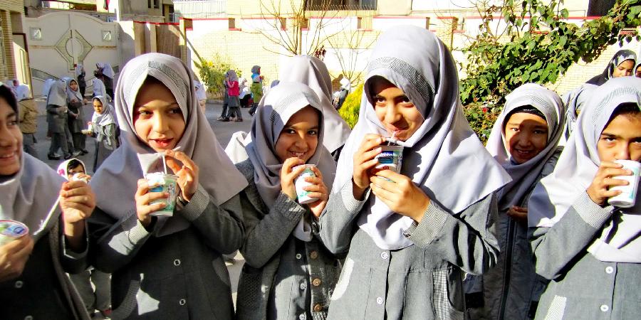 شیر مدرسه در انتظار تخصیص بودجه