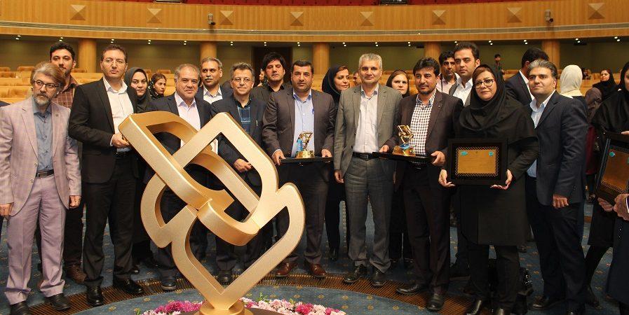 مراسم روز ملی استاندارد برگزار شد / رکورد شکنی شرکت صنایع شیر ایران (پگاه) با کسب سه واحد نمونه کشوری