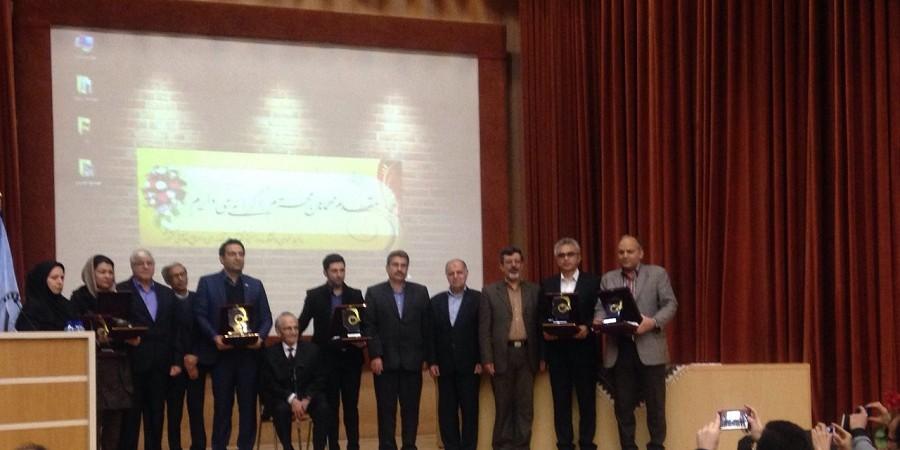 انستیتو تغذیه میزبان نهمین جشنواره علوم و صنایع غذایی ایران و هشتمین جشنواره شهاب