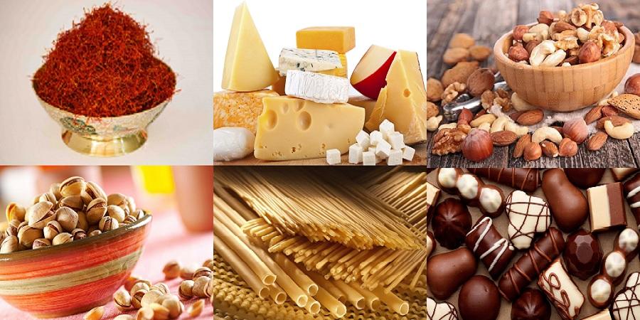 رئیس انجمن علوم و صنایع غذایی ایران اعلام کرد :سهم ایران از صادرات مواد غذایی
