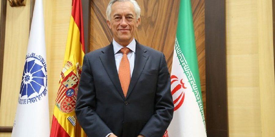 رئیس اتاق بازرگانی اسپانیا: هدف اسپانیا سرمایهگذاری در ایران است نه فروش کالا
