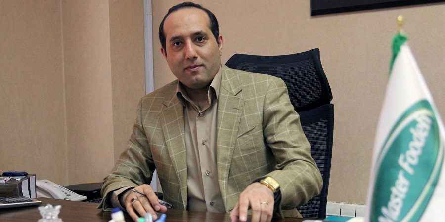 گفتگو با محمد کریمی مدیرعامل شرکت ماسترفوده