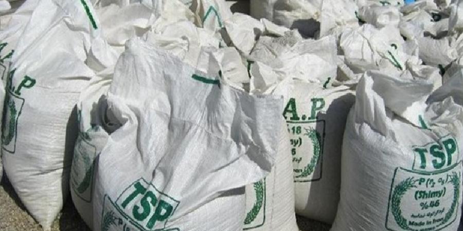 یک مقام مسئول اعلام کرد: مصرف ۲.۴ میلیون تن کود کشاورزی در کشور