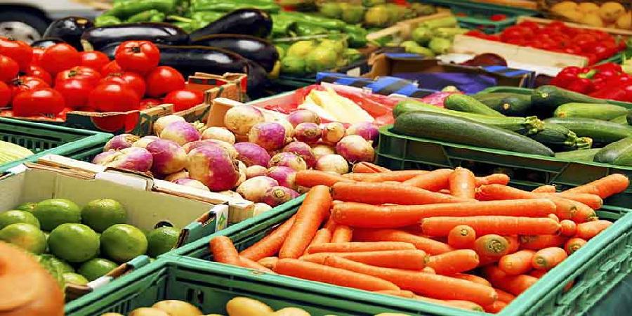 ارزآوری ۹۳۵ میلیون دلاری صادرات سبزی و صیفی در ۱۰ ماهه سال ۹۷