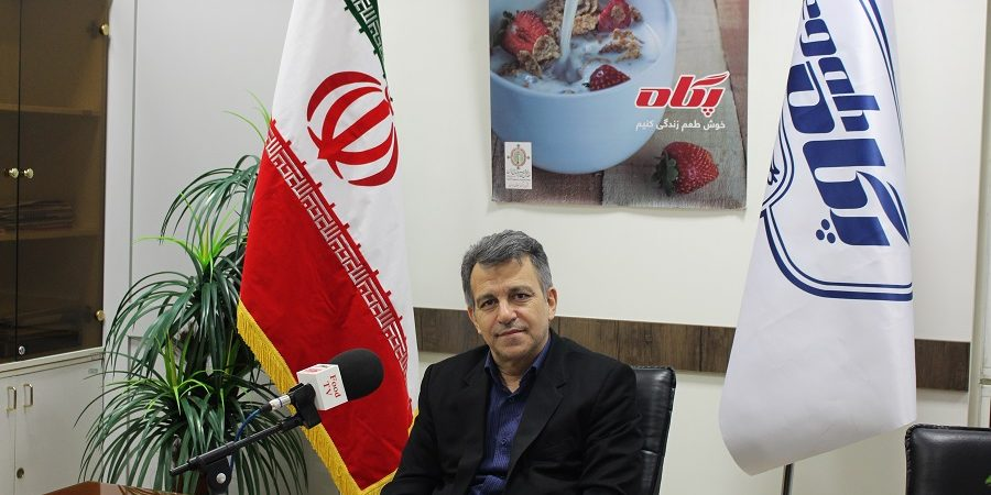 شهریار دبیریان: استاندارد لبنیات ایران به سطح اتحادیه اروپا رسیده است