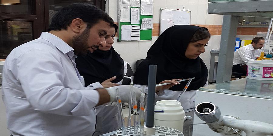 آزمون مقایسه بین آزمایشگاهی برای نخستین بار در سطح شرکت های تابعه صنایع شیر ایران برگزارگردید