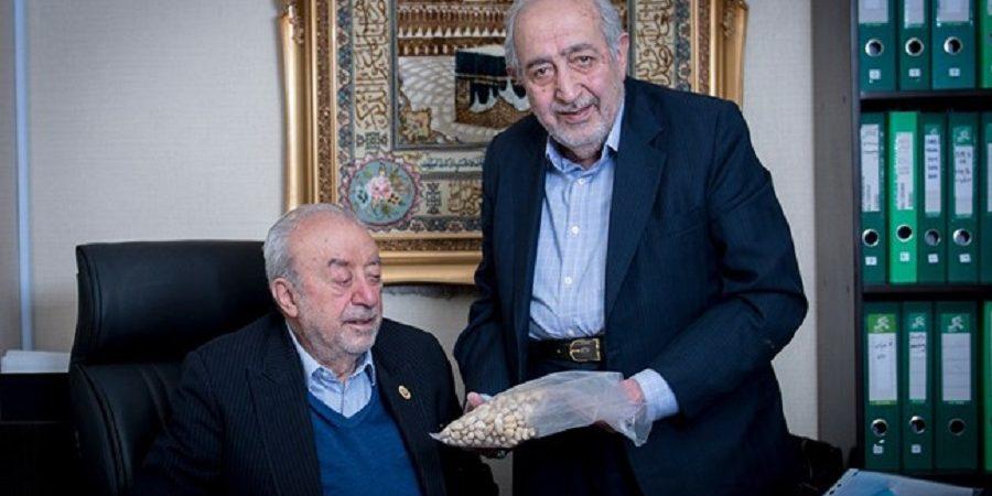 گفتگویی خواندنی با محمدحسن شمسفرد شریک ۶۰ساله اسدالله عسگراولادی /دو میز بود در یک دفتر؛ من کنار اسدالله و اسدالله کنار من