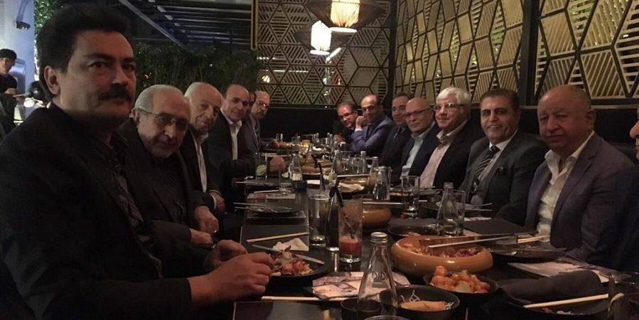 جلسه برترین های صنایع غذایی برگزار شد