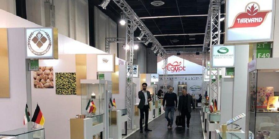 دهمین حضور شرکت تروند زعفران قائن در بزرگترین نمایشگاه جهان- آنوگا ۲۰۱۹