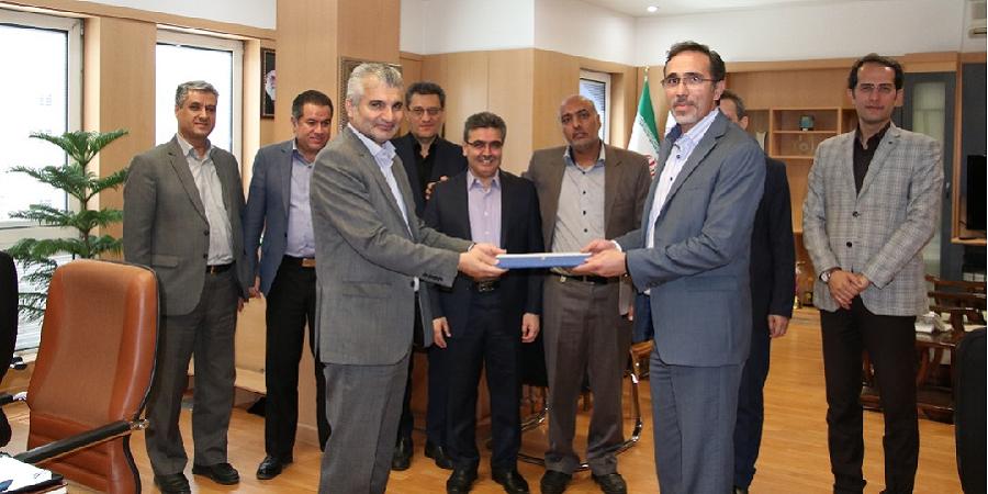 عباس شهسواری مدیر روابط عمومی و اموربین الملل صنایع شیر ایران (پگاه) شد