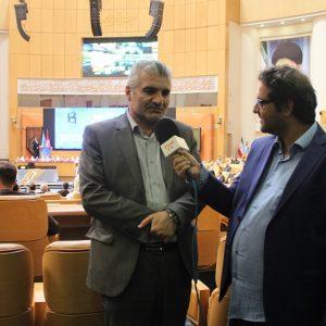 گفتگوی اگروفود تی وی با مهندس عبدالله قدوسی در حاشیه مراسم روز جهانی استاندارد