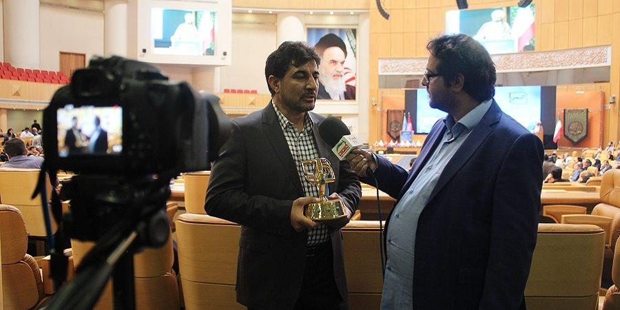 گفتگوی اگروفودتی وی با مهندس حمید باغبانباشی، مدیرعامل شرکت پگاه فارس