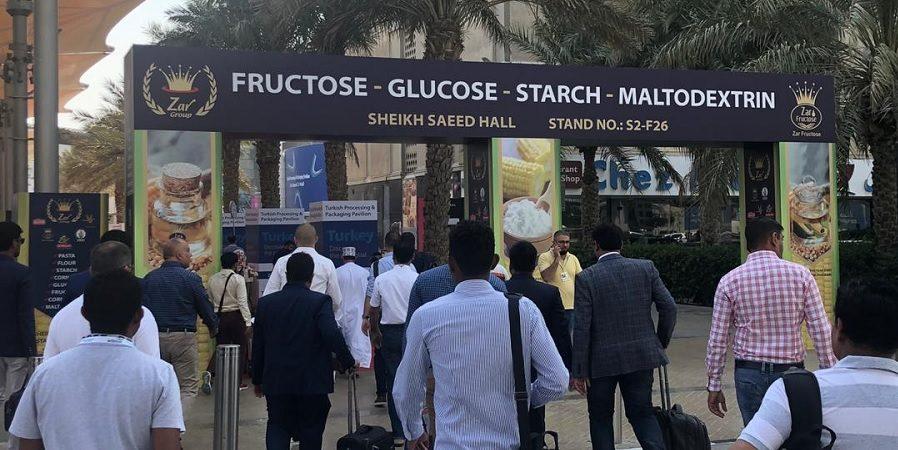 حضور مقتدرانه گروه صنعتی و پژوهشی زر در نمایشگاه گلفود امارات