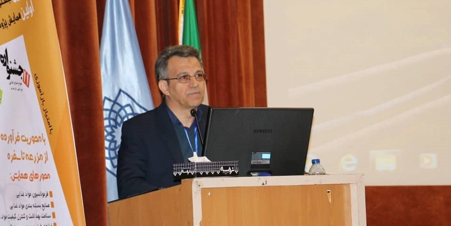 دکتر شهریار دبیریان به ریاست کمیته فنی متناظرISO/TC34/SC5 انتخاب شد