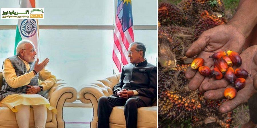 ضرر روغن پالم مالزی از دعوای سیاسی