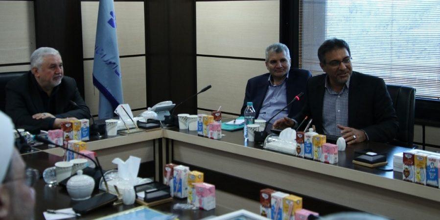 نشست مدیرعامل صنایع شیر ایران با مدیران ارشد صدا و سیما در جهت فرهنگ سازی مصرف شیر و فرآورده های لبنی
