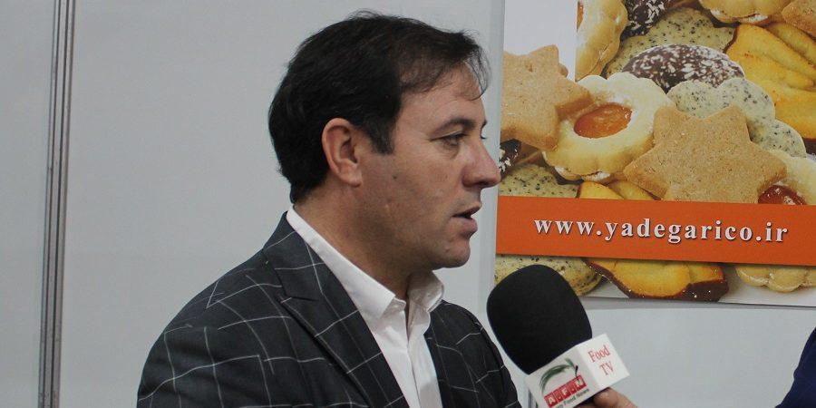 مدیرعامل ماشین سازی یادگاری در گفتگو با اگروفودنیوز: راه محقق شدن جهش تولید در صنایع مختلف و صنایع غذایی کشور پرهیز از  قانون گذاری های آنی و مشورت با تولید کنندگان بخش خصوصی است