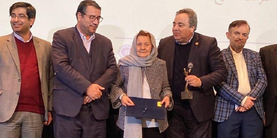 هت تریک مادر زعفران ایران در کسب افتخارات در ایام روز مادر+فیلم